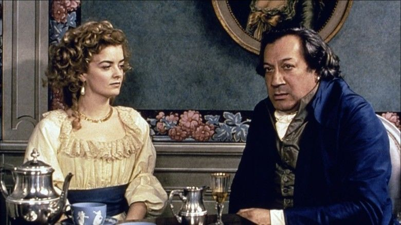 The Lady and the Duke movie scenes