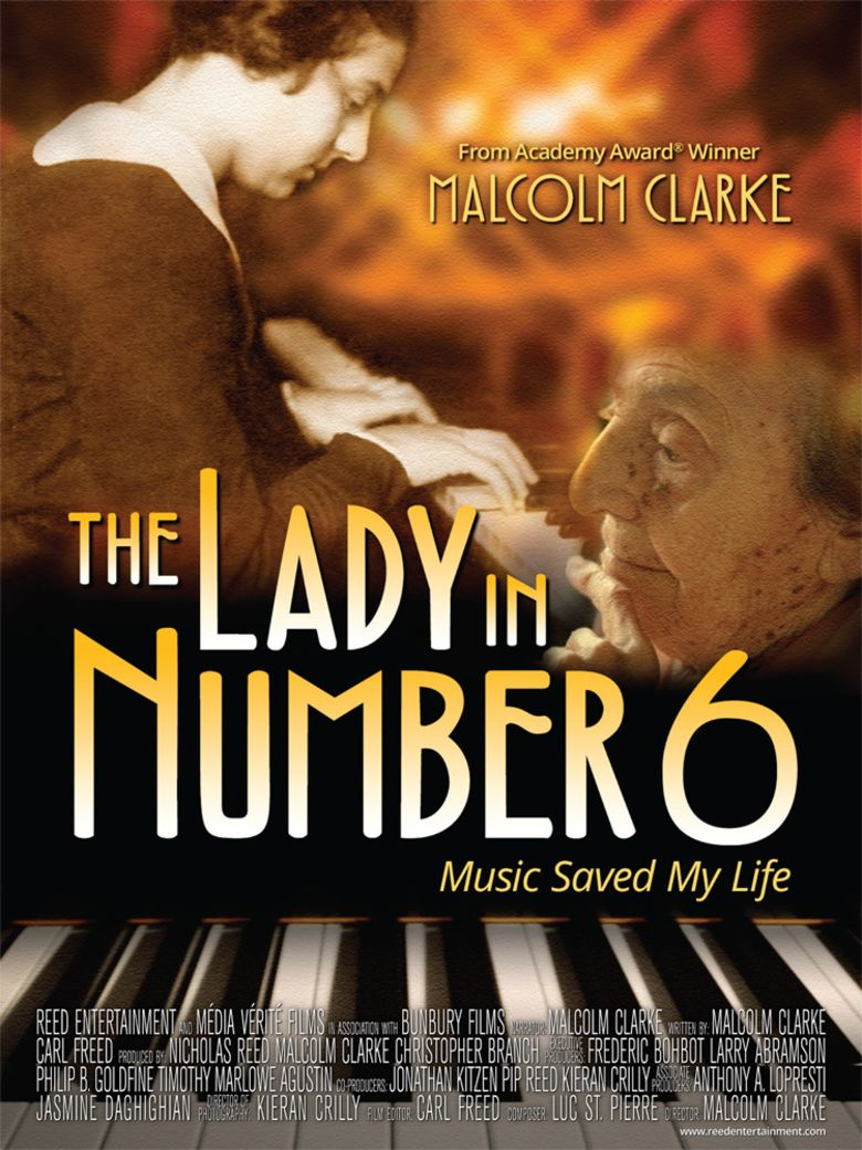 The Lady in Number 6 movie poster