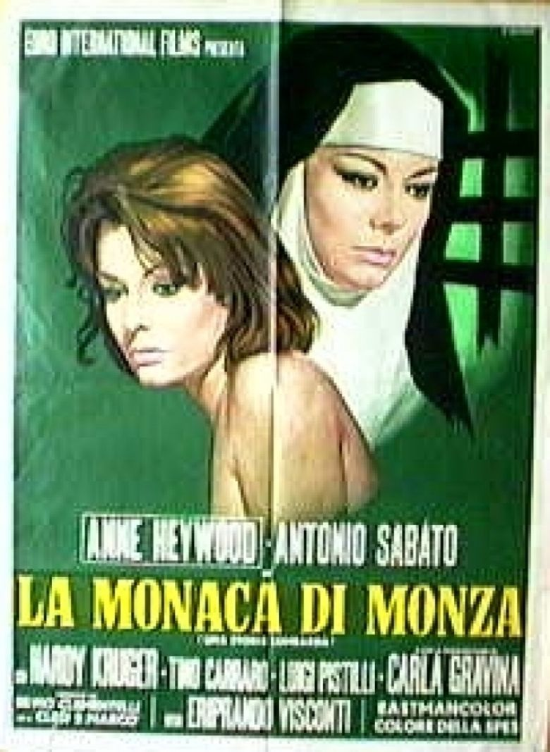 The Lady of Monza movie poster