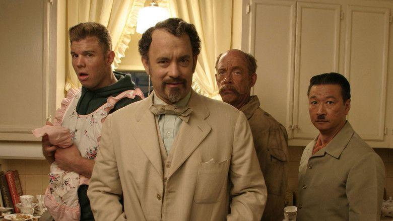 The Ladykillers (2004 film) movie scenes