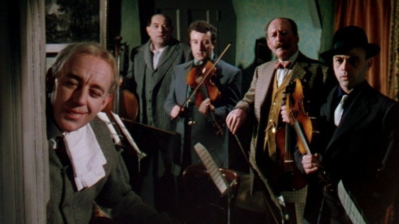 The Ladykillers movie scenes