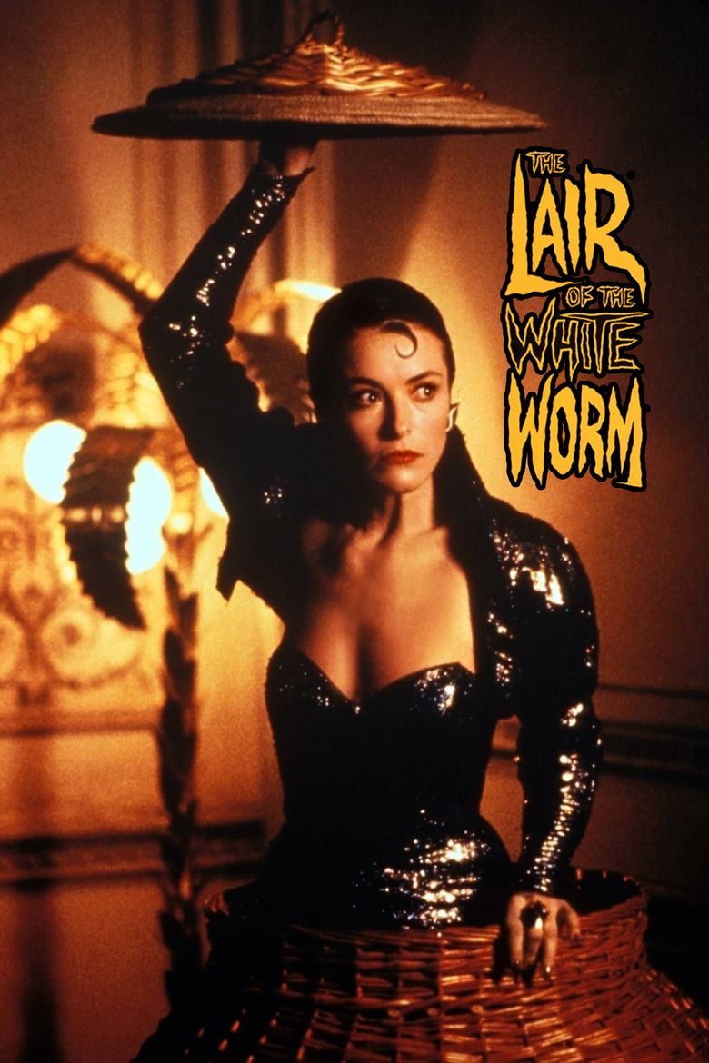 The Lair of the White Worm (film) movie poster