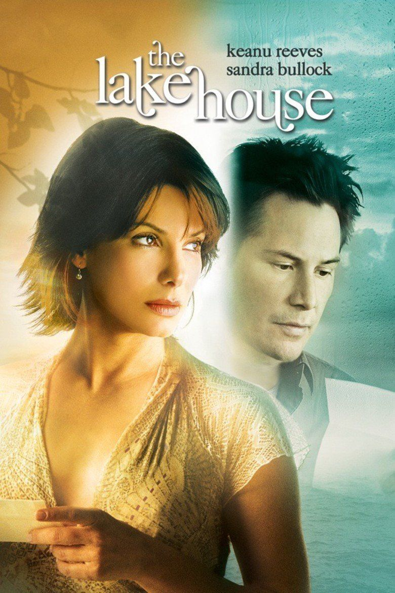 The Lake House (film) movie poster