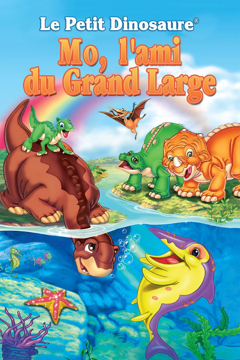 The Land Before Time IX: Journey to Big Water movie poster