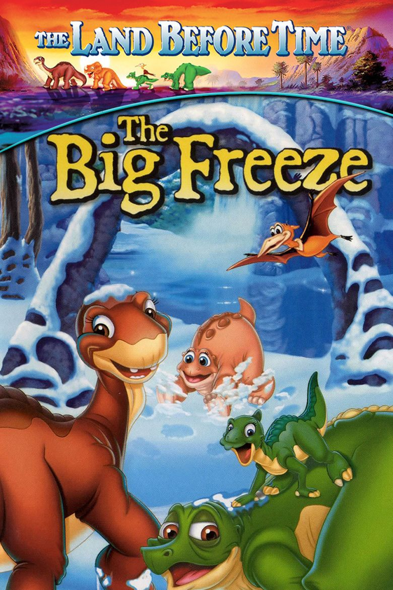 The Land Before Time VIII: The Big Freeze movie poster