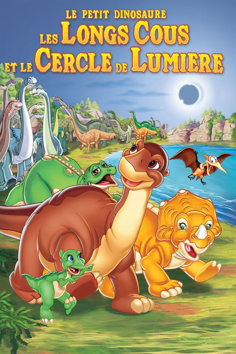 The Land Before Time X: The Great Longneck Migration movie poster