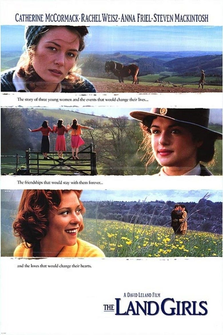The Land Girls movie poster
