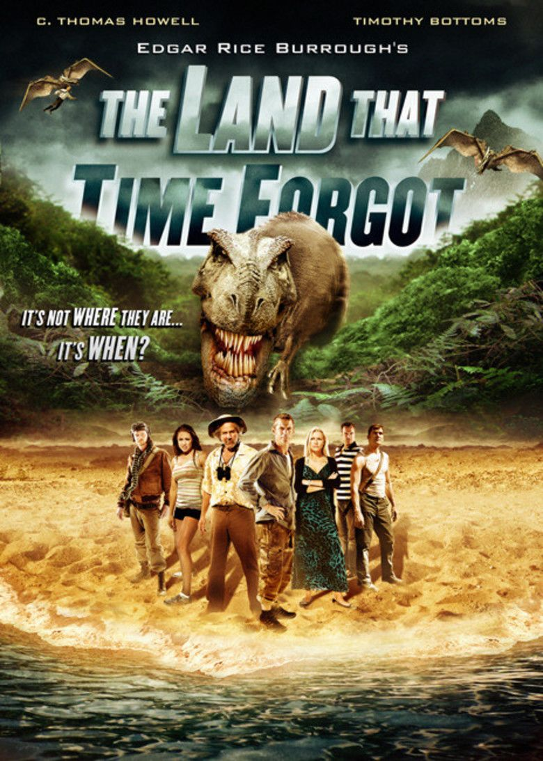 The Land That Time Forgot (2009 film) movie poster