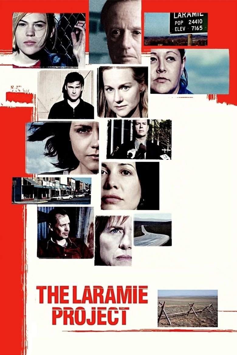 The Laramie Project (film) movie poster