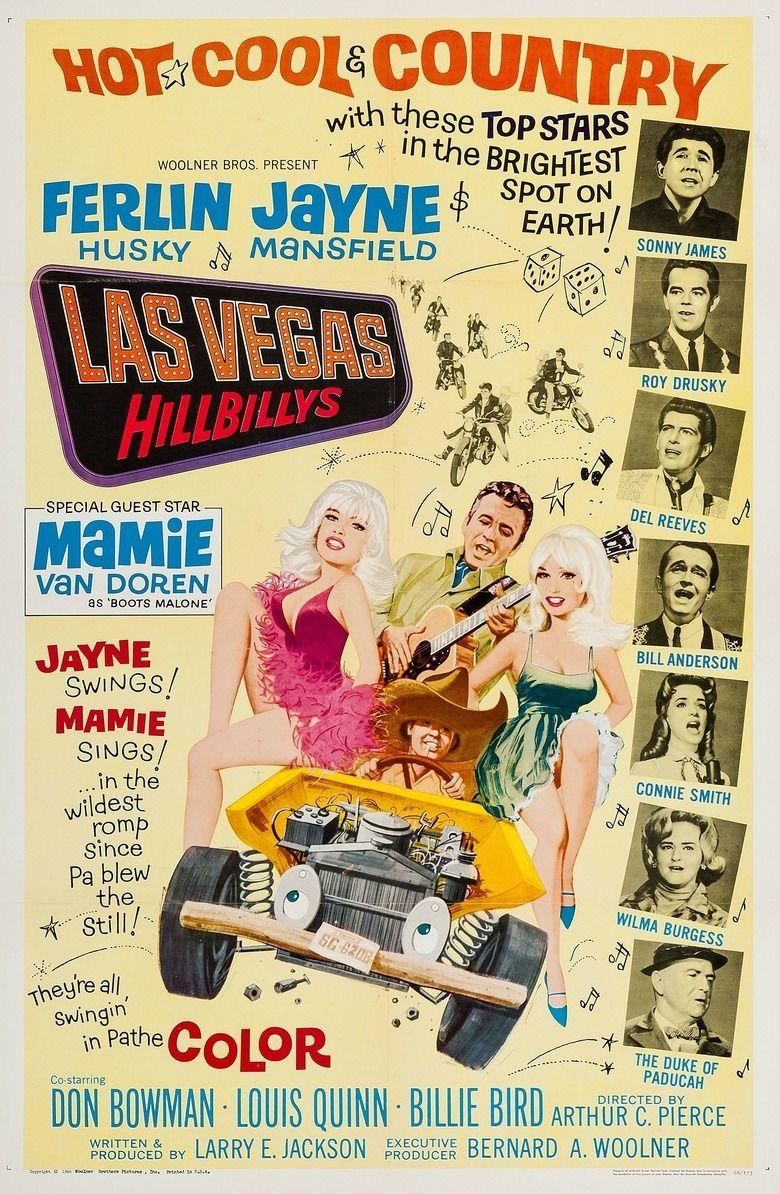 The Las Vegas Hillbillys movie poster