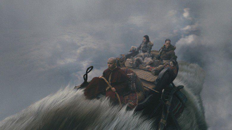 The Last Airbender movie scenes