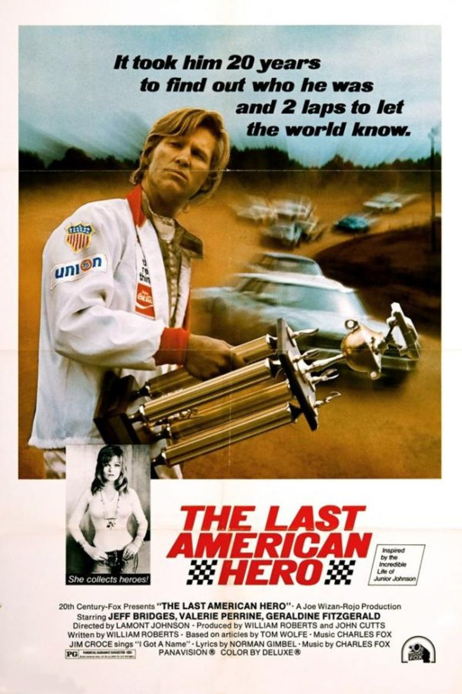 The Last American Hero movie poster