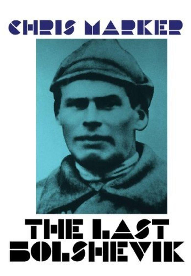 The Last Bolshevik movie poster