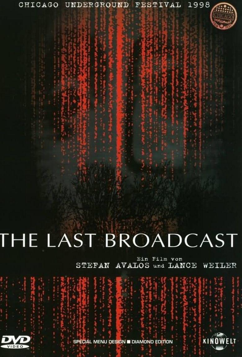 The Last Broadcast (film) movie poster