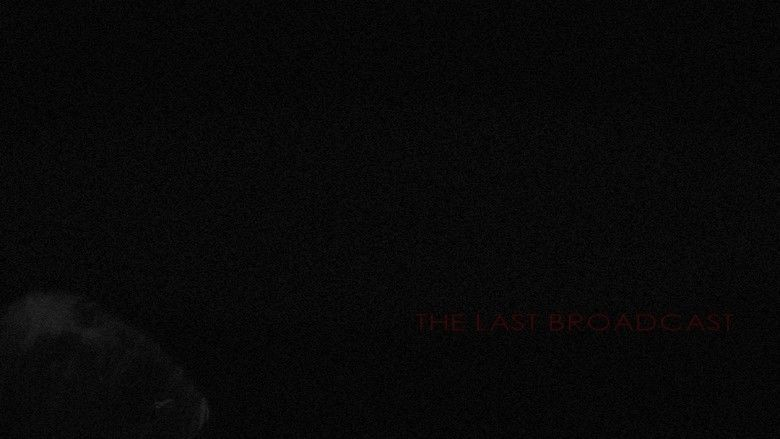 The Last Broadcast (film) movie scenes