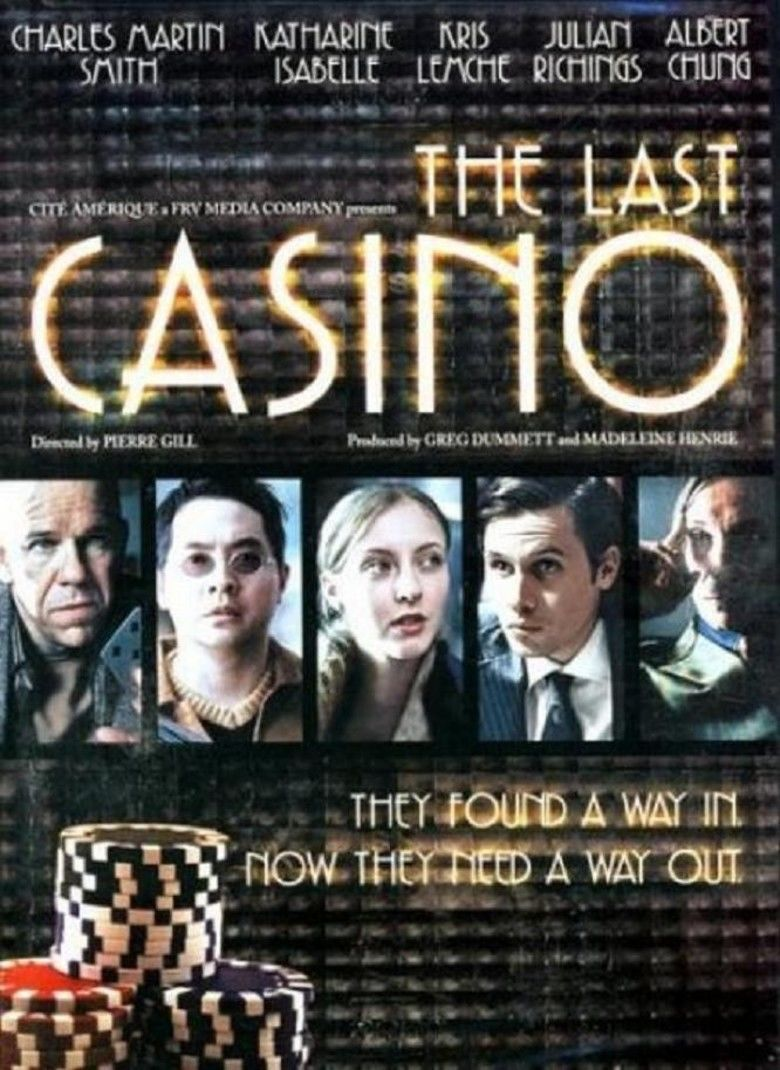 The Last Casino movie poster