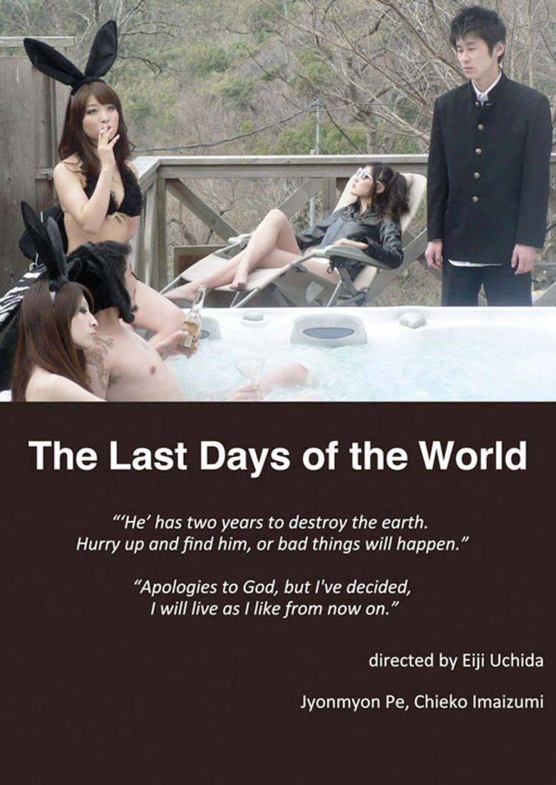The Last Days of the World movie poster