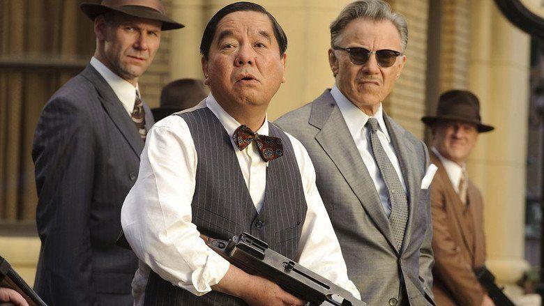 The Last Godfather movie scenes