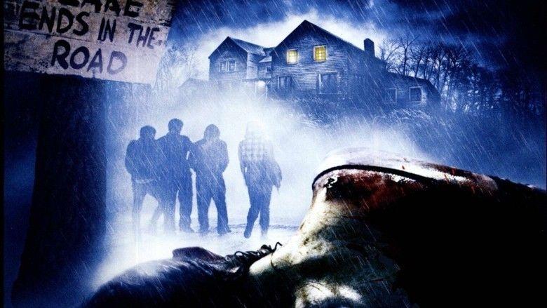 The Last House on the Left (2009 film) movie scenes