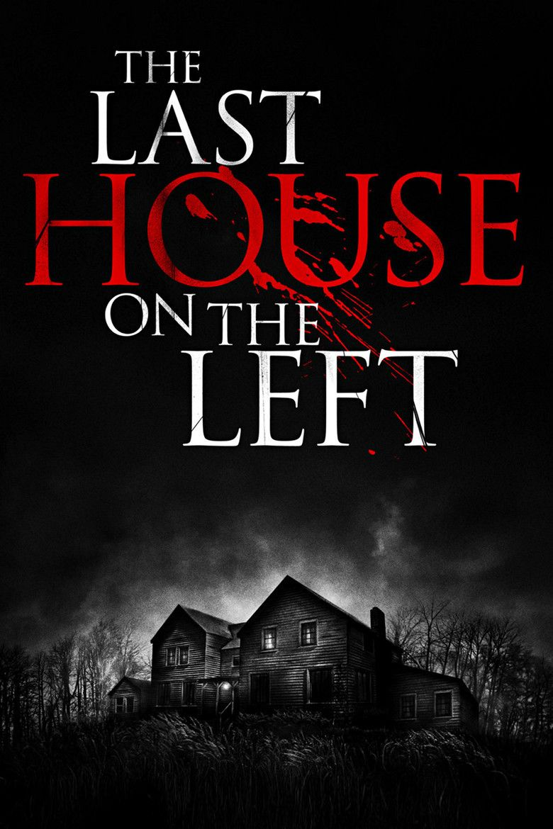 The Last House on the Left (2009 film) movie poster