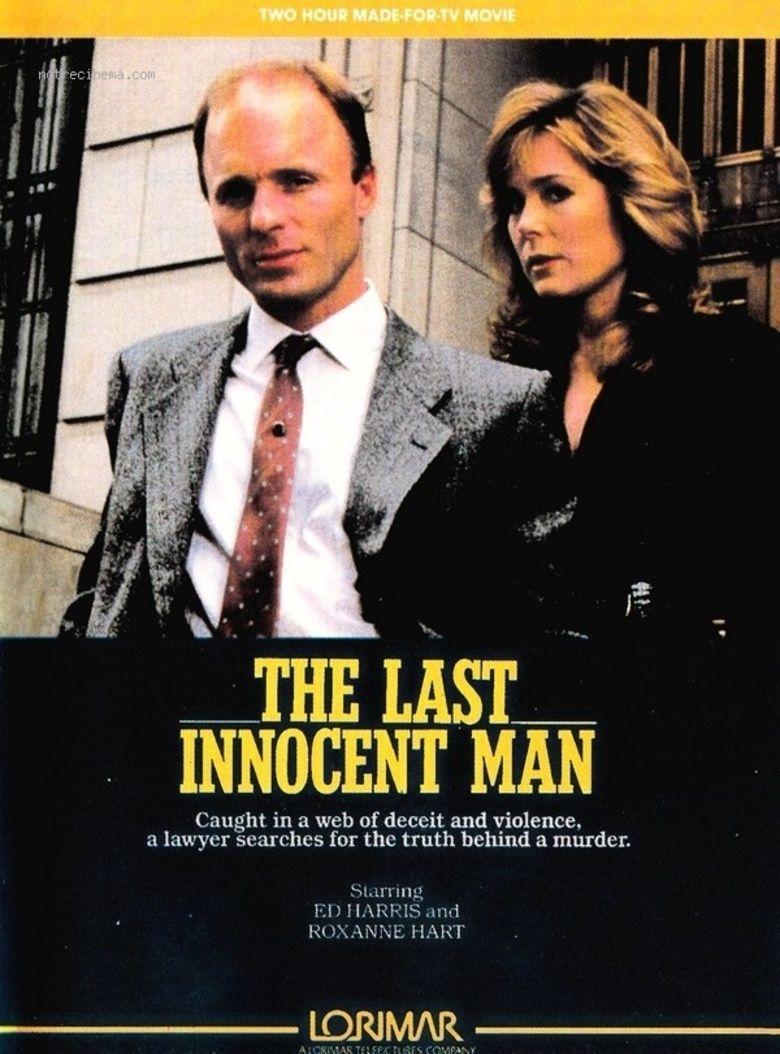The Last Innocent Man movie poster