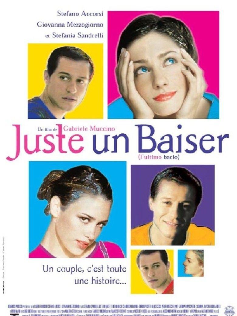 The Last Kiss (2001 film) movie poster
