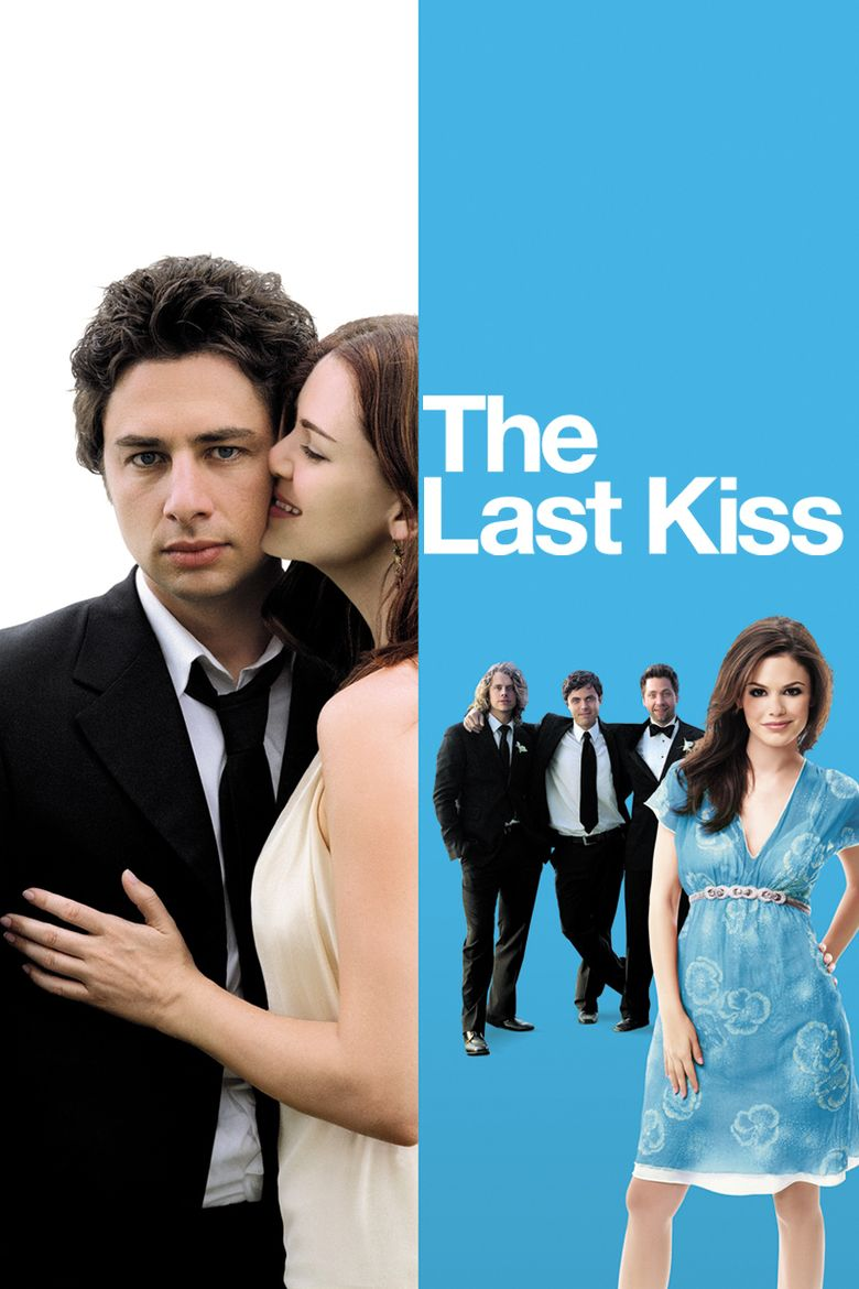 The Last Kiss (2006 film) movie poster