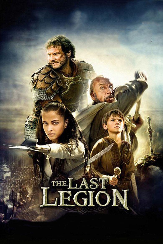 The Last Legion movie poster