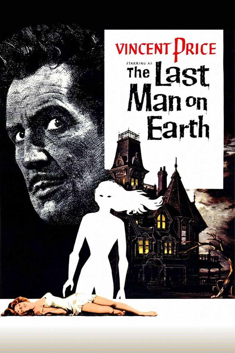 The Last Man on Earth (1964 film) movie poster