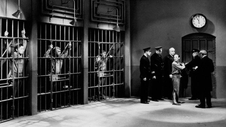 The Last Mile (1932 film) movie scenes