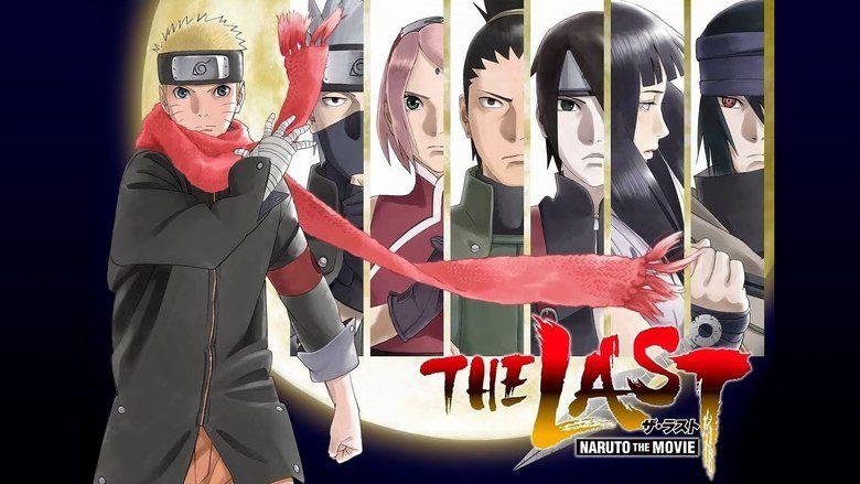 The Last: Naruto the Movie movie scenes