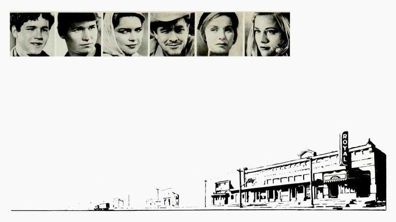 The Last Picture Show movie scenes