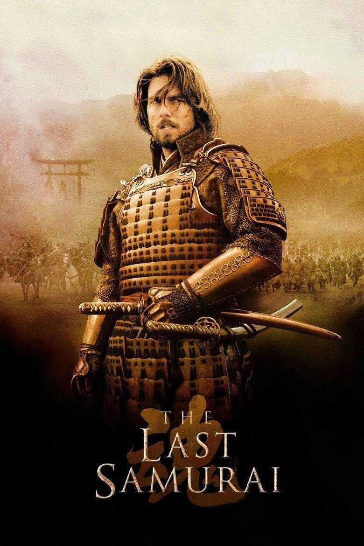 The Last Samurai movie poster