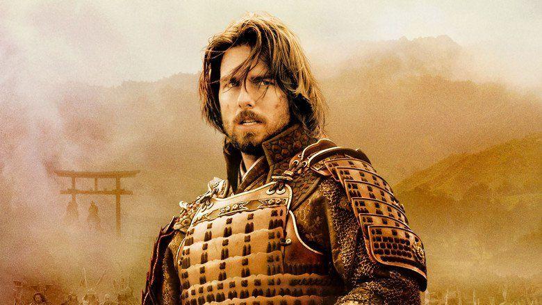 The Last Samurai movie scenes