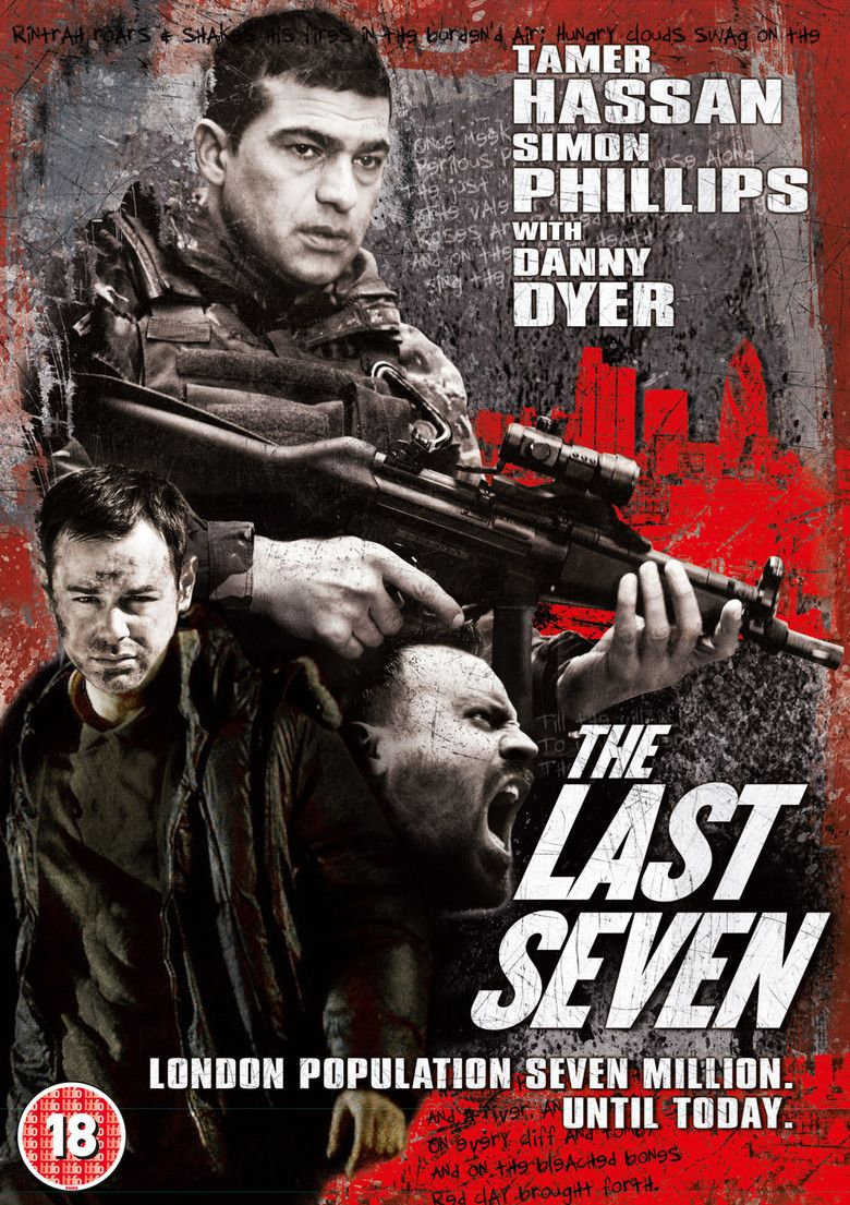 The Last Seven movie poster