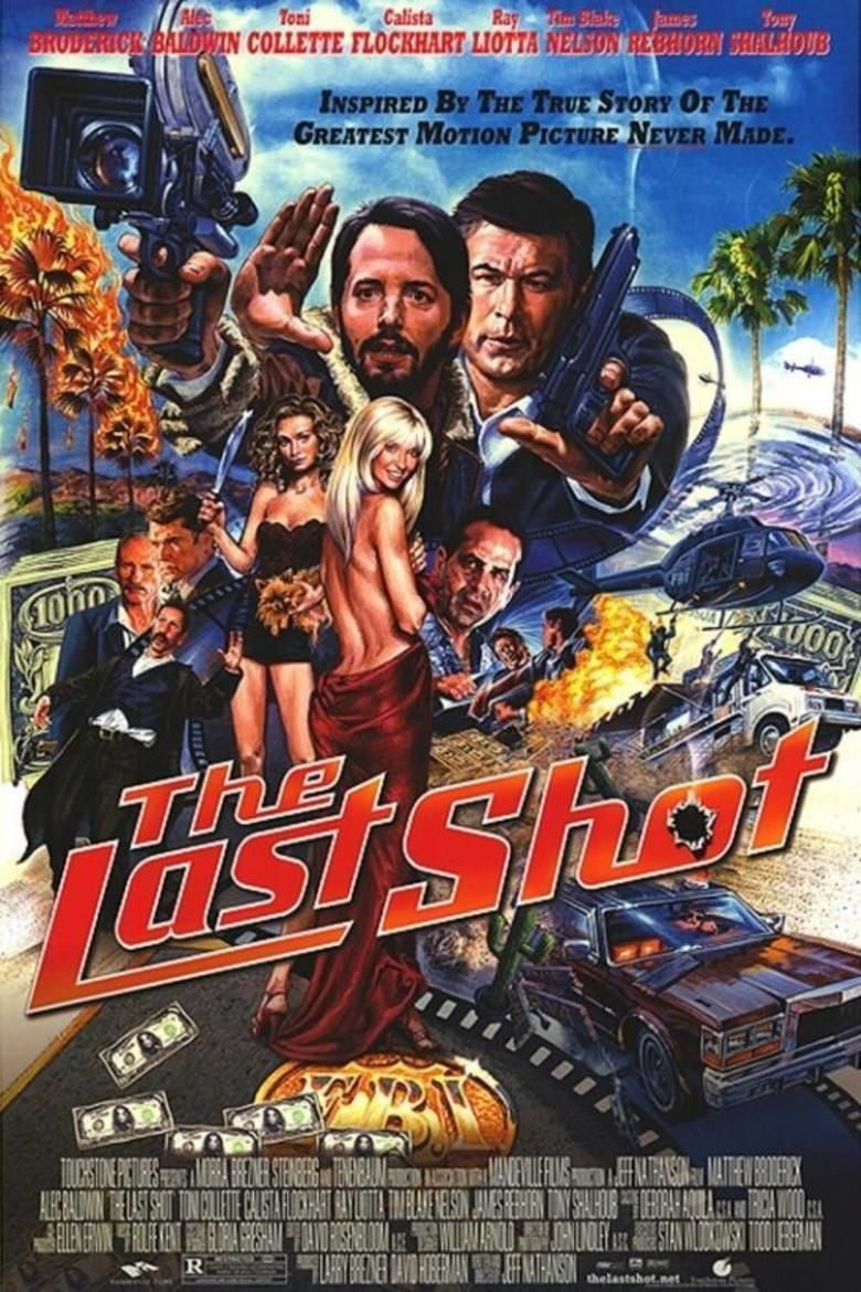 The Last Shot movie poster