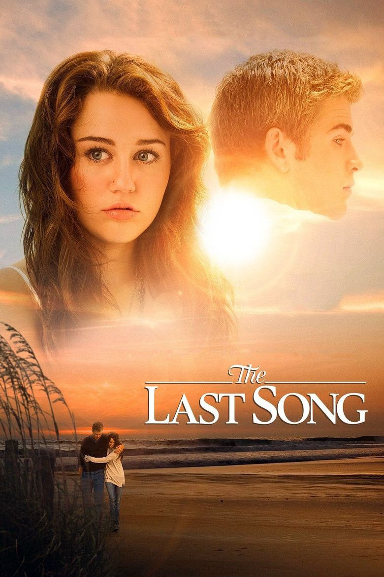 The Last Song (film) movie poster