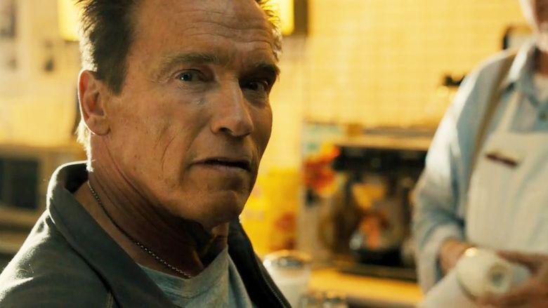The Last Stand (2013 film) movie scenes