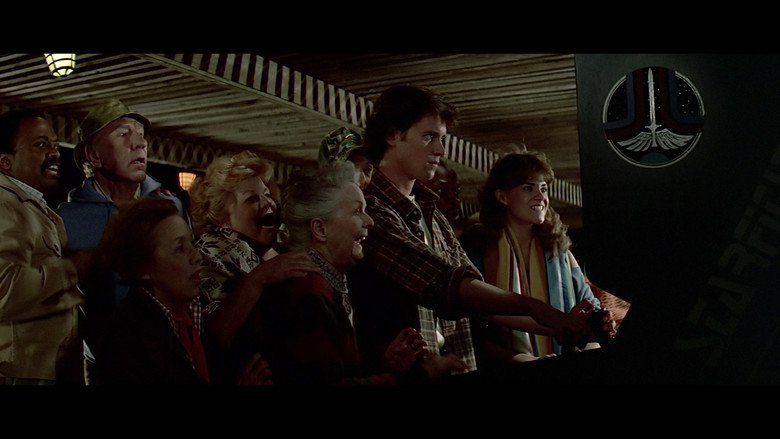The Last Starfighter movie scenes