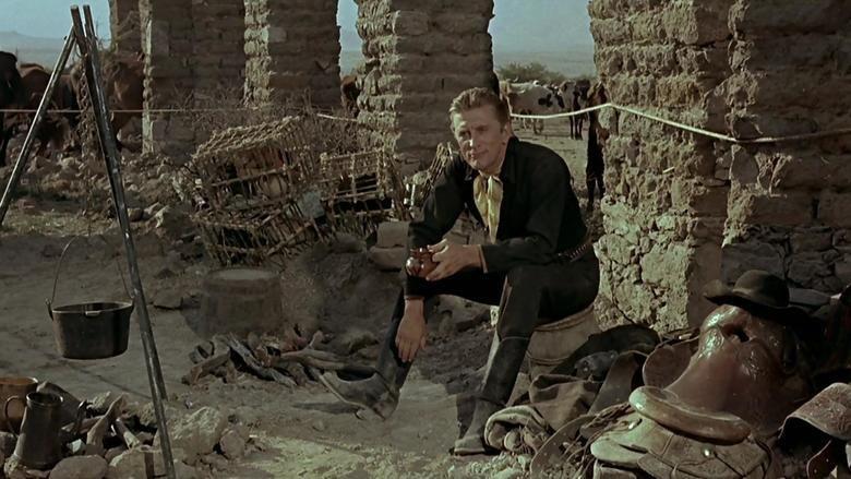 The Last Sunset (film) movie scenes