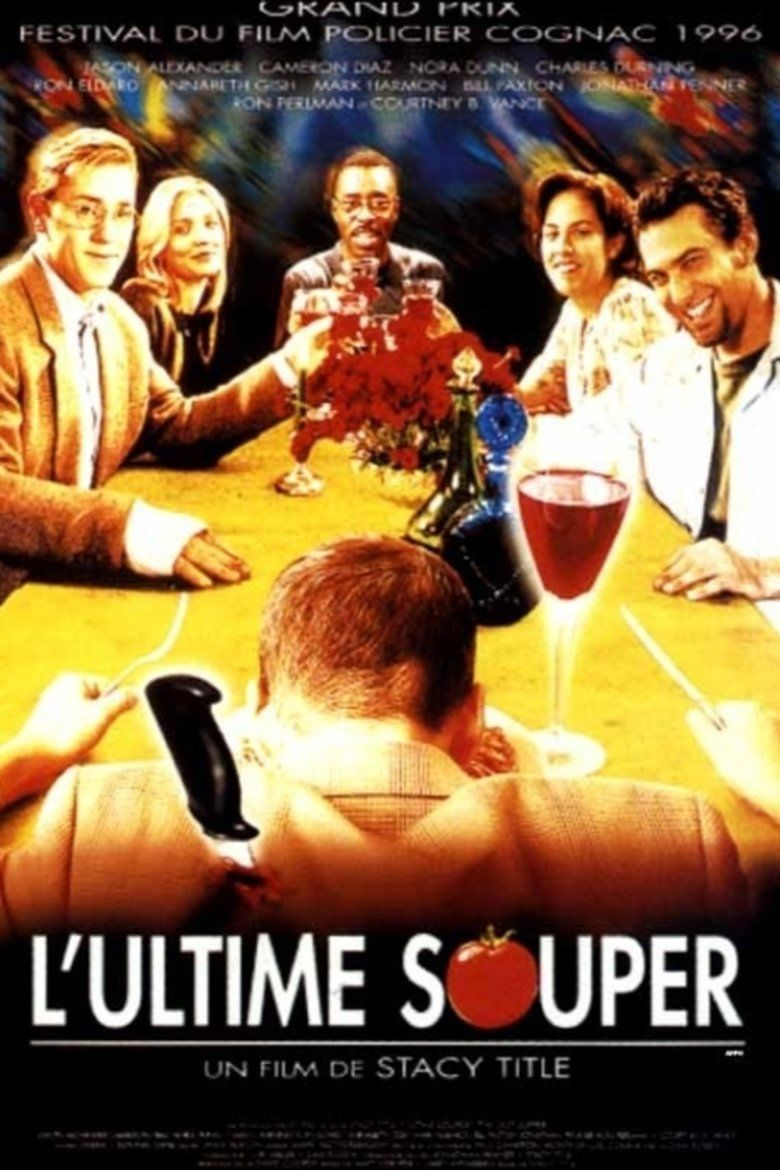 The Last Supper (1995 film) movie poster