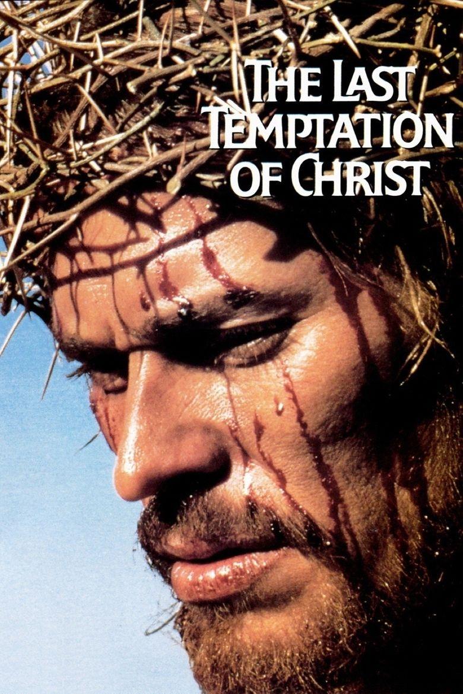 The Last Temptation of Christ (film) movie poster