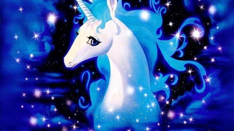 The Last Unicorn (film) movie scenes