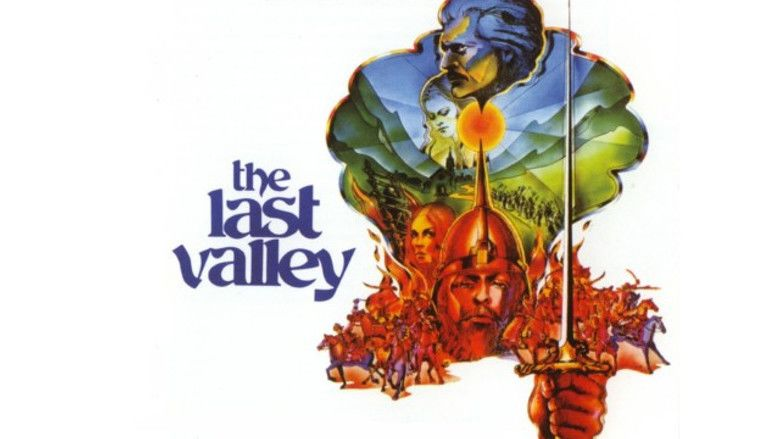 The Last Valley (1970 film) movie scenes