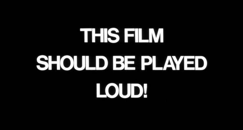 The Last Waltz movie scenes