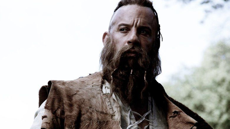 The Last Witch Hunter movie scenes
