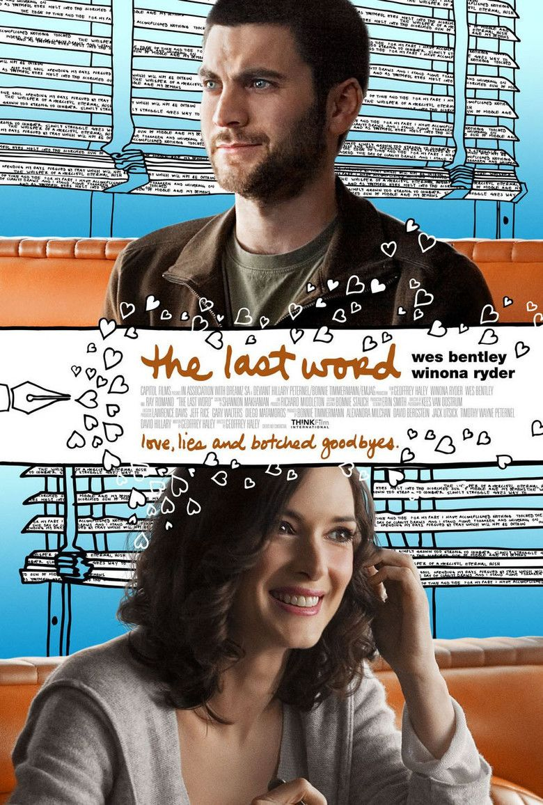 The Last Word (2008 film) movie poster