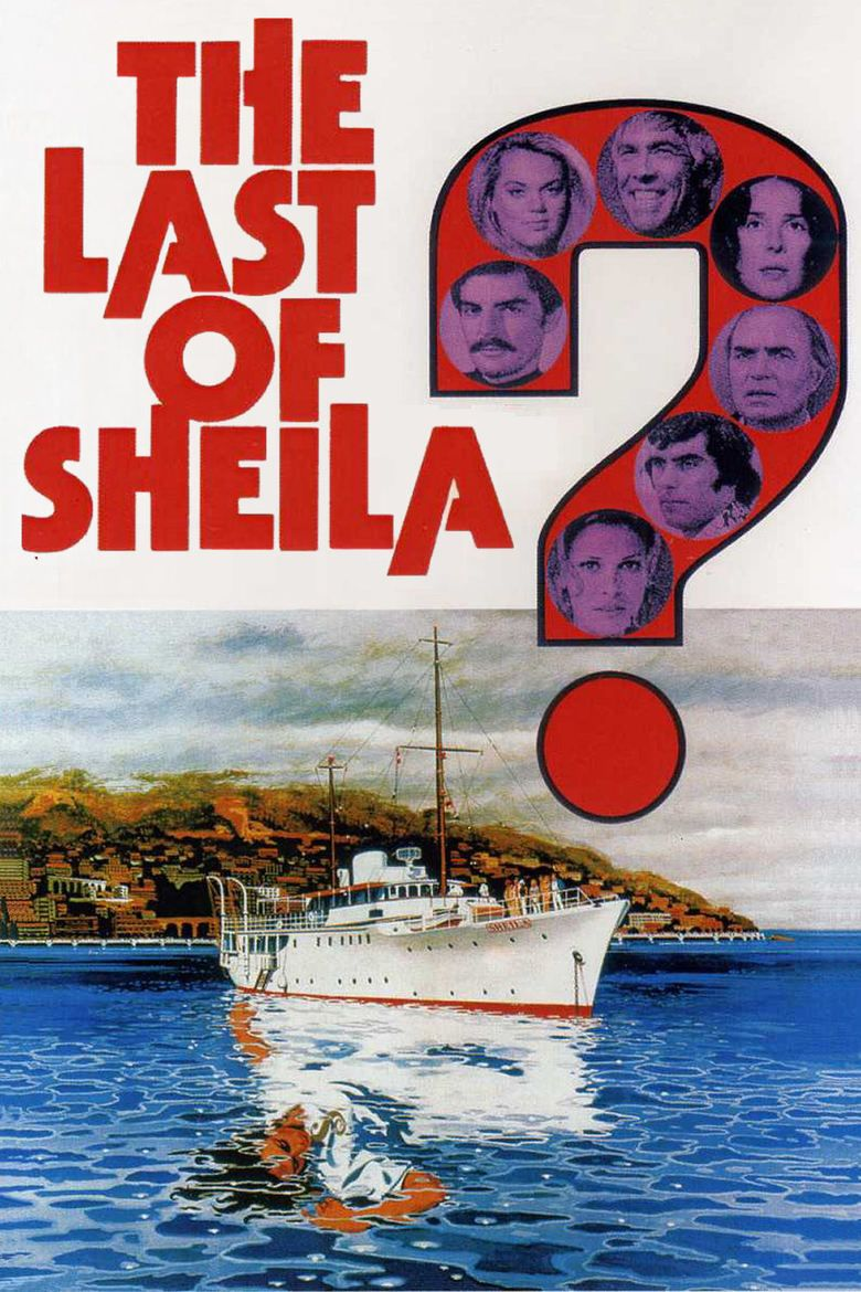The Last of Sheila movie poster