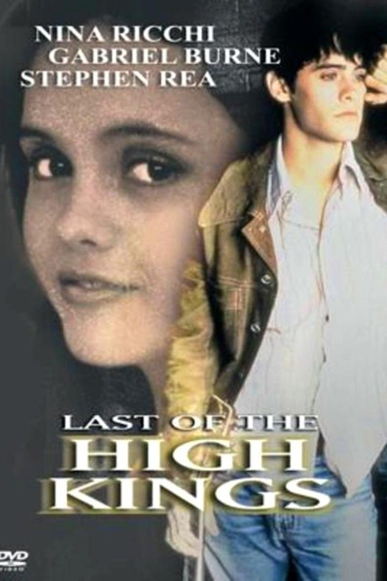 The Last of the High Kings movie poster