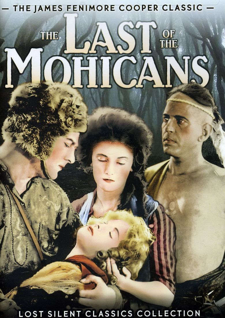 The Last of the Mohicans (1920 American film) movie poster